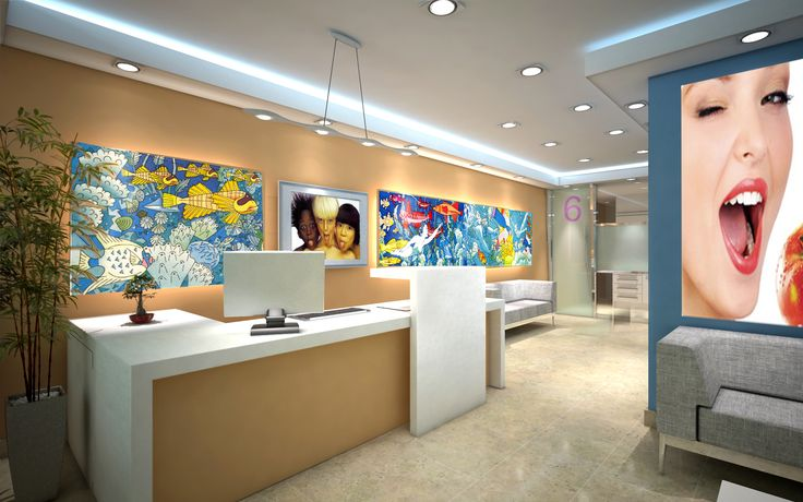 Inspire se decora o para consult rio odontol gico base - Decoracion de clinicas dentales ...